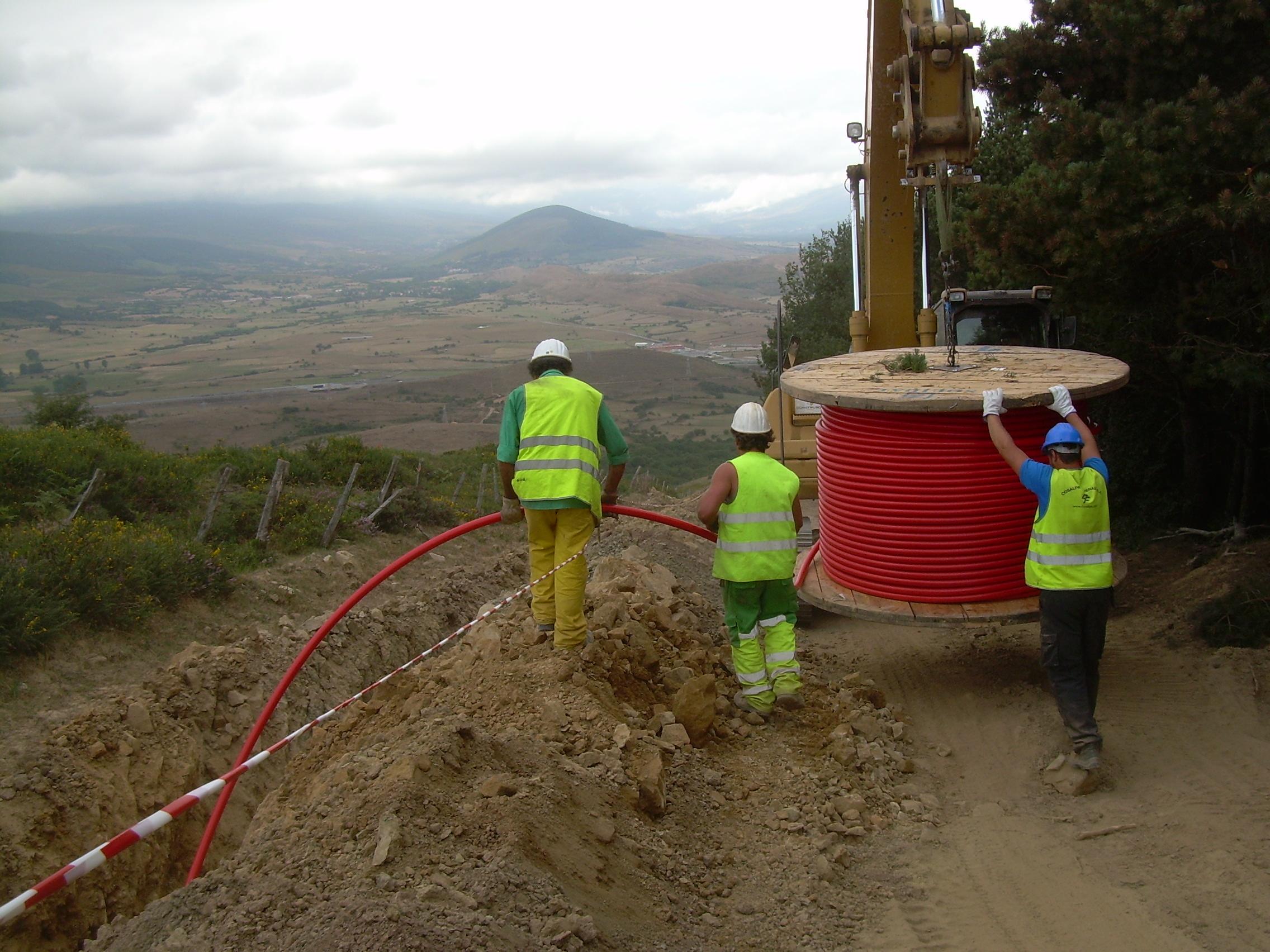 Medium Voltage Cable Construction : Wind farm medium voltage cables positioning farms