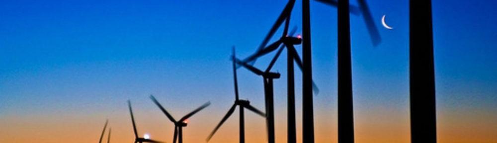 Wind farms construction