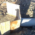 Drainage 5: how precast pipes are done