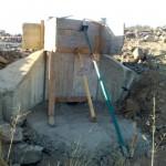Drainage 6: in situ concrete pipes
