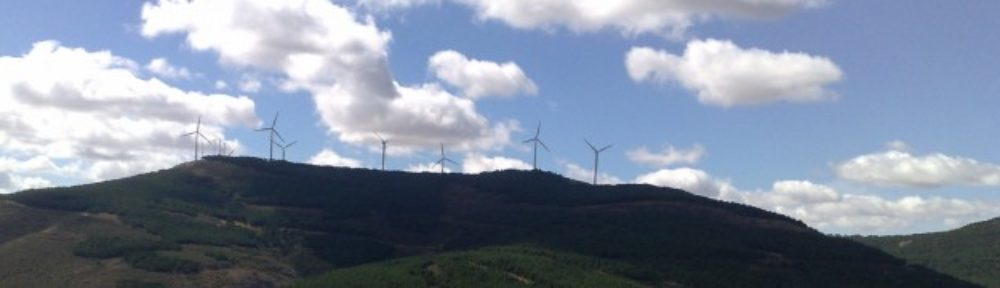 Wind farms construction