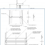 Wind turbine concrete tower constructive details