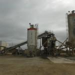 Talinay Melon concrete plant
